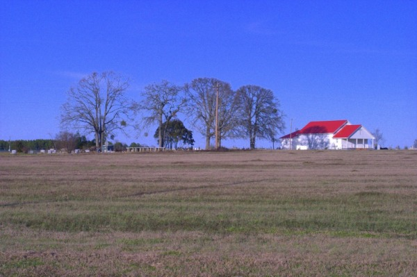 """""""Red Roof Church - Image 2"""""""