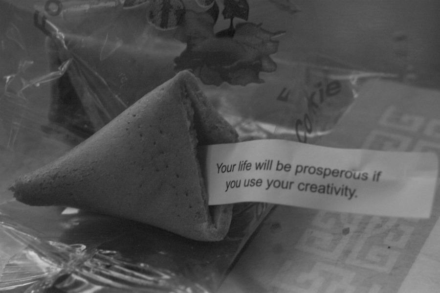 """Crunchy Creativity"""