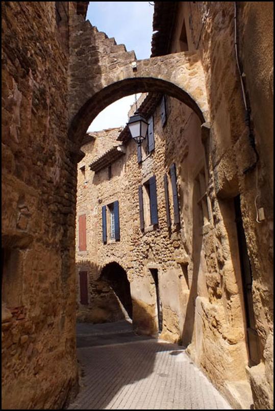 Ruelle de Sérignan
