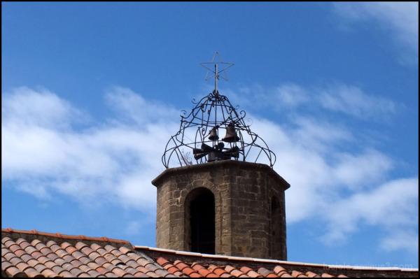 Campanile provençal