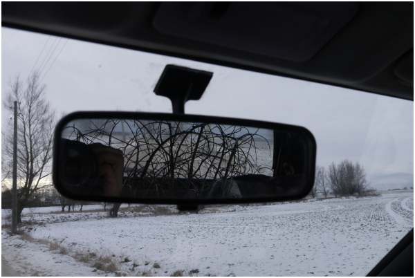 winterreflection