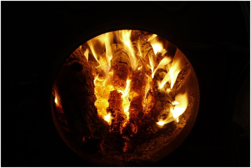 cold outside -- hot inside
