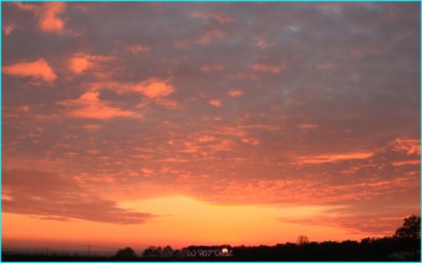 coucher soleil sunset