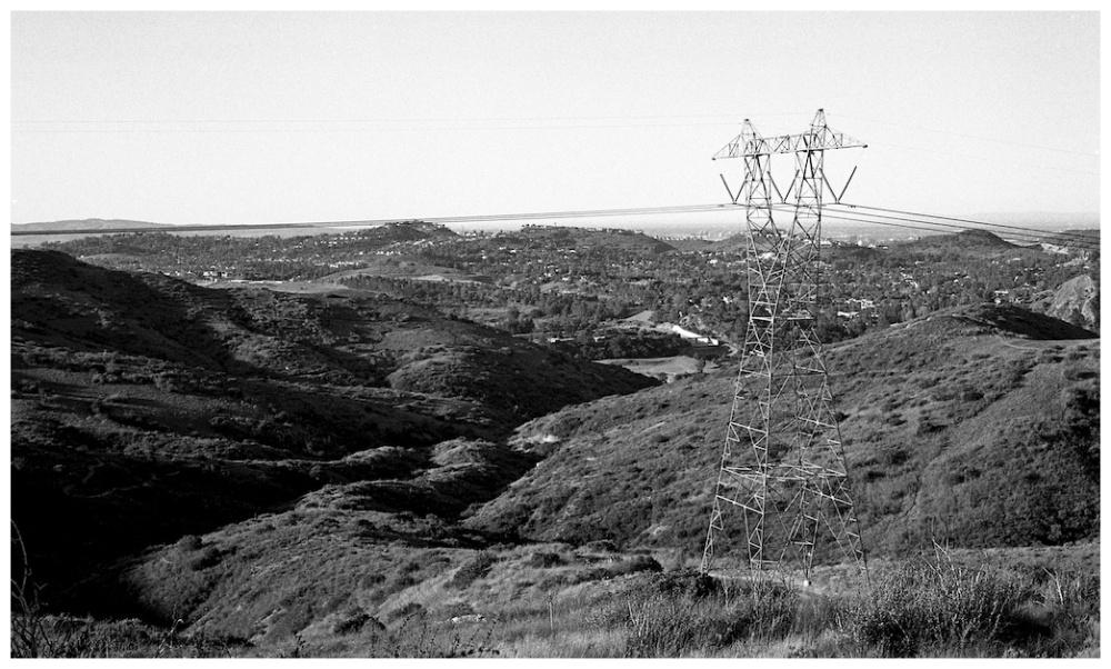powerlines etc.