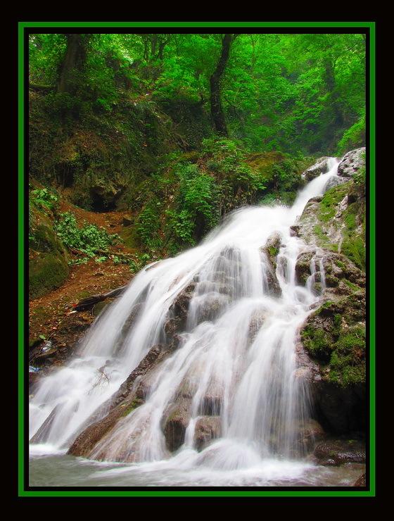 آبشار - Waterfall