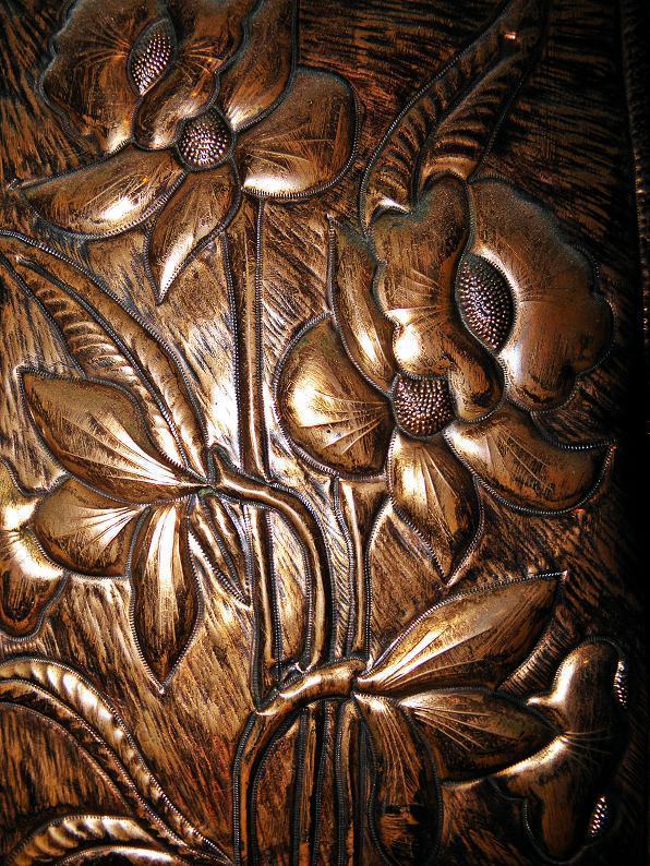 arte en cobre
