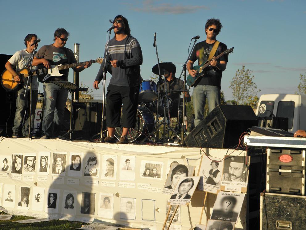Acto por la Memoria 9/12