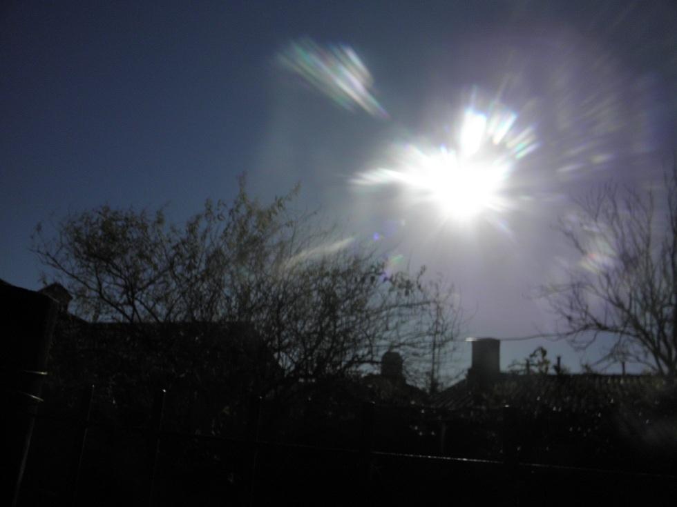 Mañana de sol