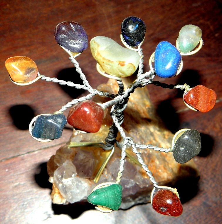 Piedras extraidas de la Mina Tierra Colorada
