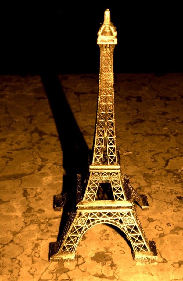 Replica de la Torre Eiffel, Paris, Francia