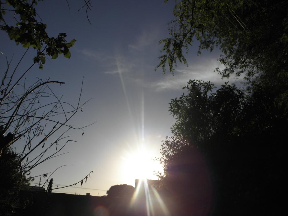 Tarde de sol