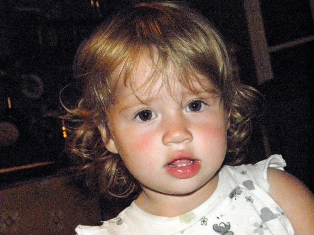 Mi nieta Sofia