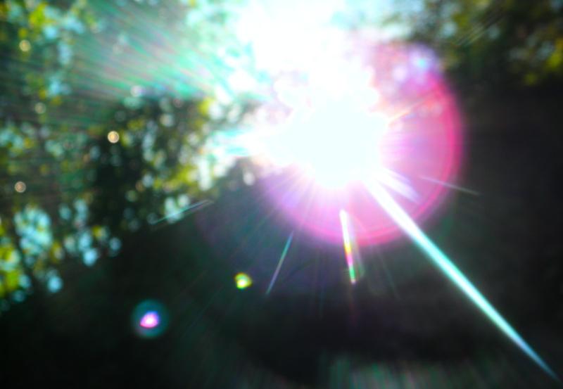 La magia del sol