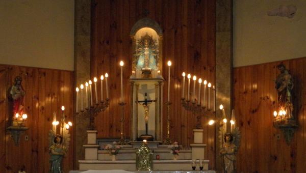 Capilla Nuestra Señora de Lujan