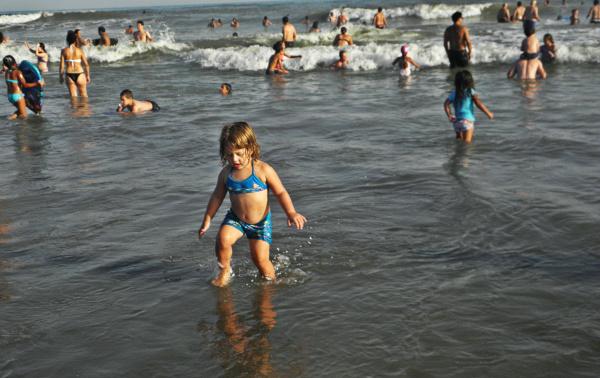 Felicidad en el Mar