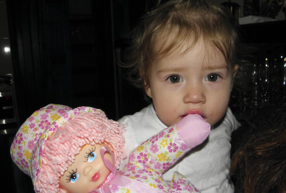 Mi nieta Sofía