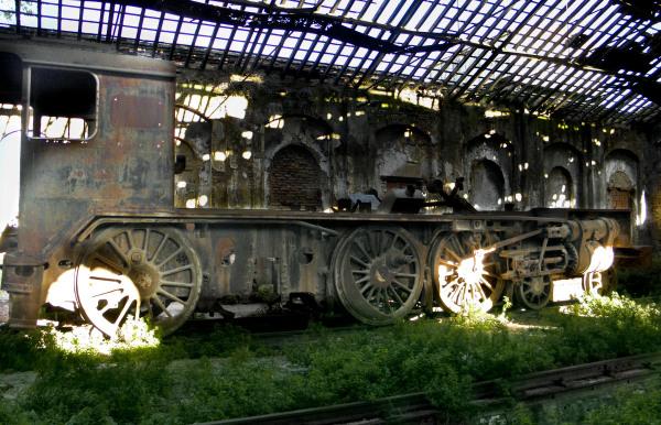 Antigua estación de trenes 9/10