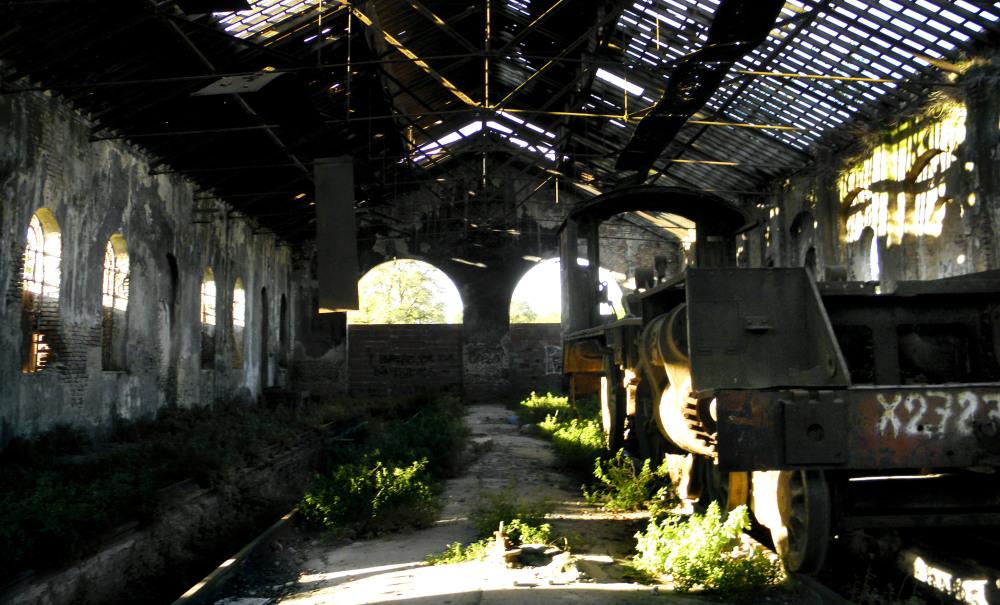 Antigua estación de trenes 10/10
