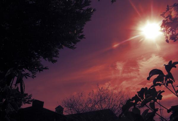 Sol radiante