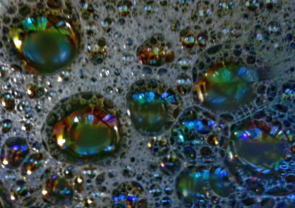 Magia de burbujas  3 - 4