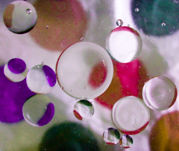 Abstracción de agua y aceite 1 - 3