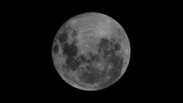 29 de agosto - Súper luna