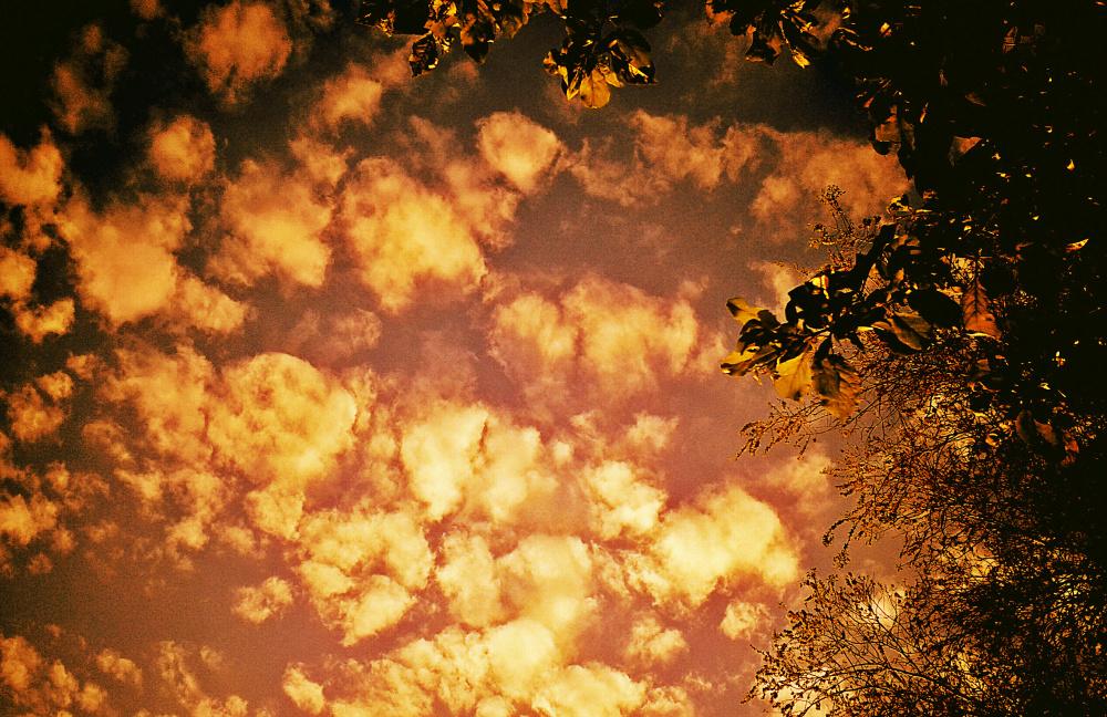 Cúmulos de nubes 3 - 7