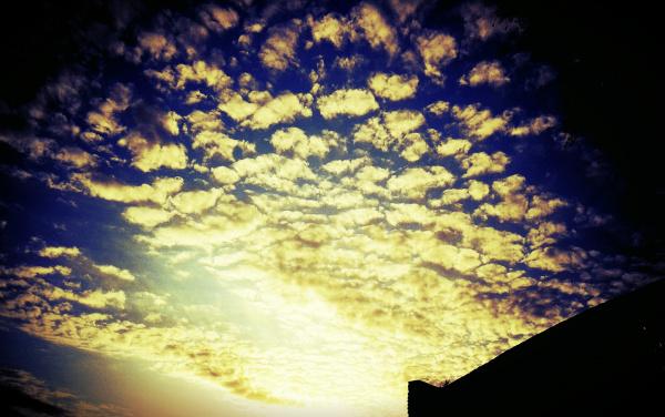 Cúmulos de nubes 4 - 7