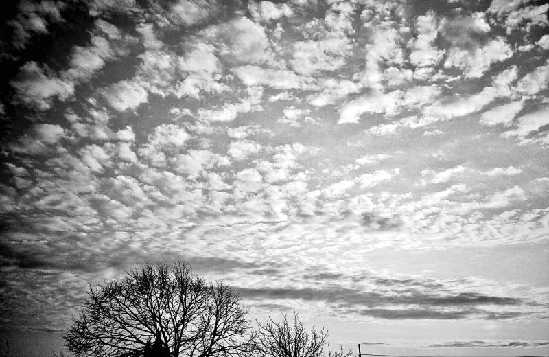 Cúmulos de nubes 5 - 7