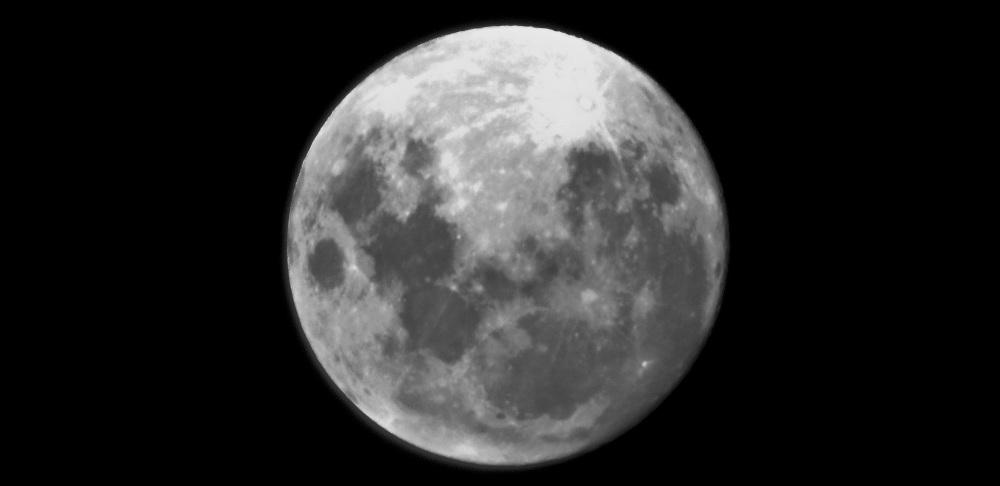 Luna llena del 21 de febrero de 2016