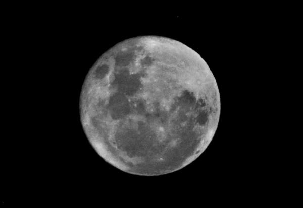 Super Luna del 14 de Noviembre de 2016