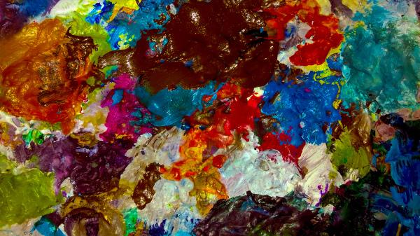 Paleta de colores 1 - 4
