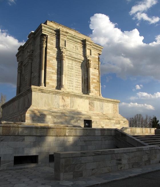 Tomb of Ferdowsi-Tus-Mashhad