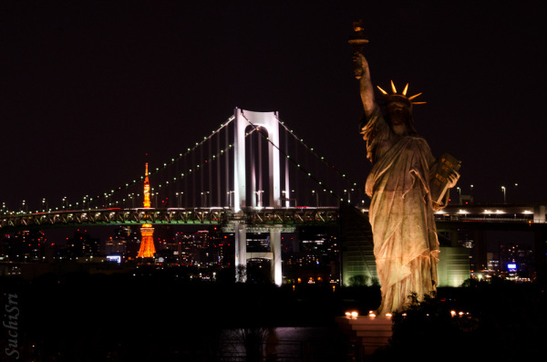 3 Attractions of Tokyo in one click