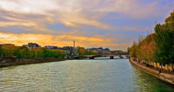 Paris with HDR