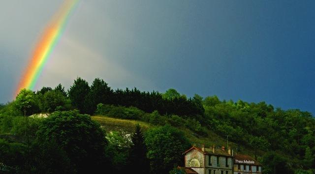 Rainbow loing veneux