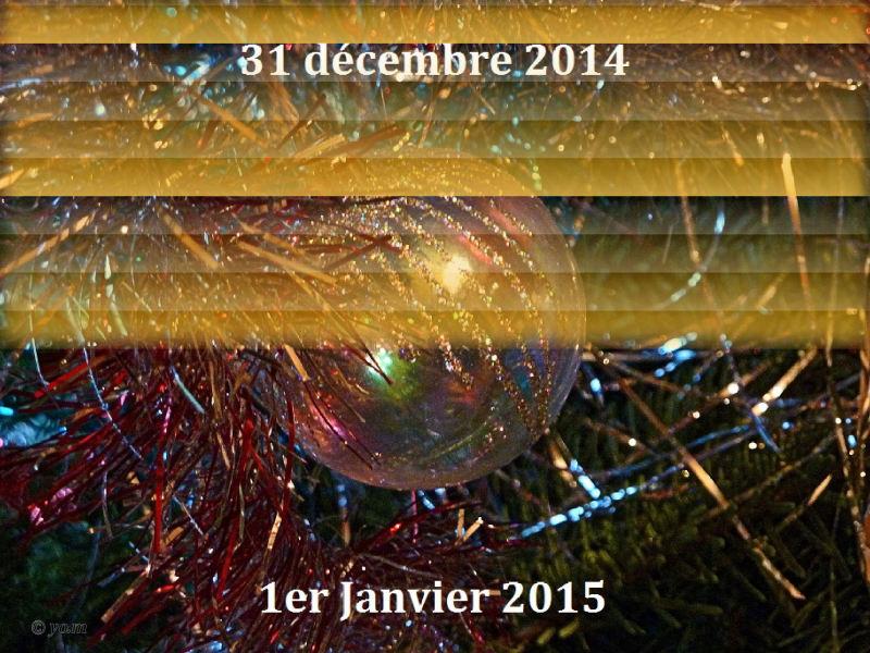 Lever de rideau sur 2015