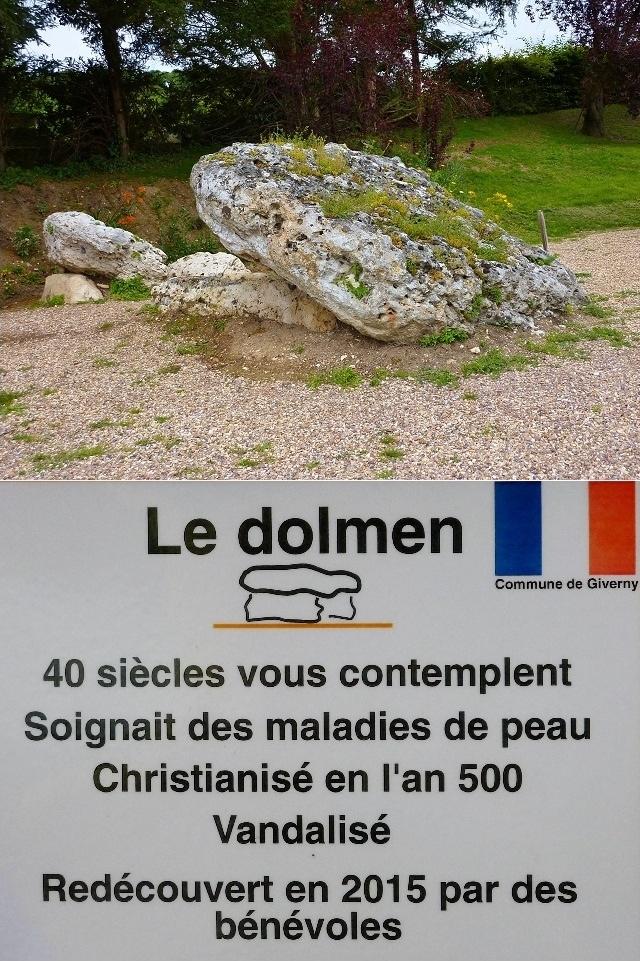 Le dolmen  # 1