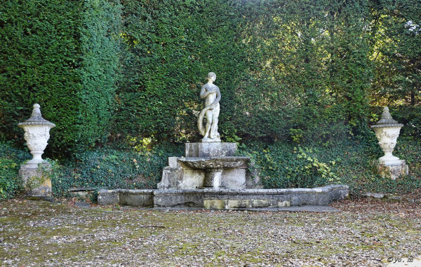 La fontaine de Vénus