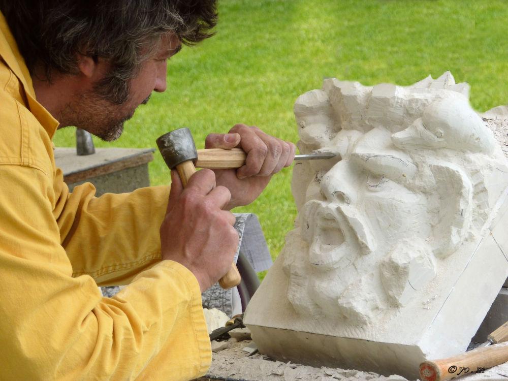 Les tailleurs de pierre  # 3