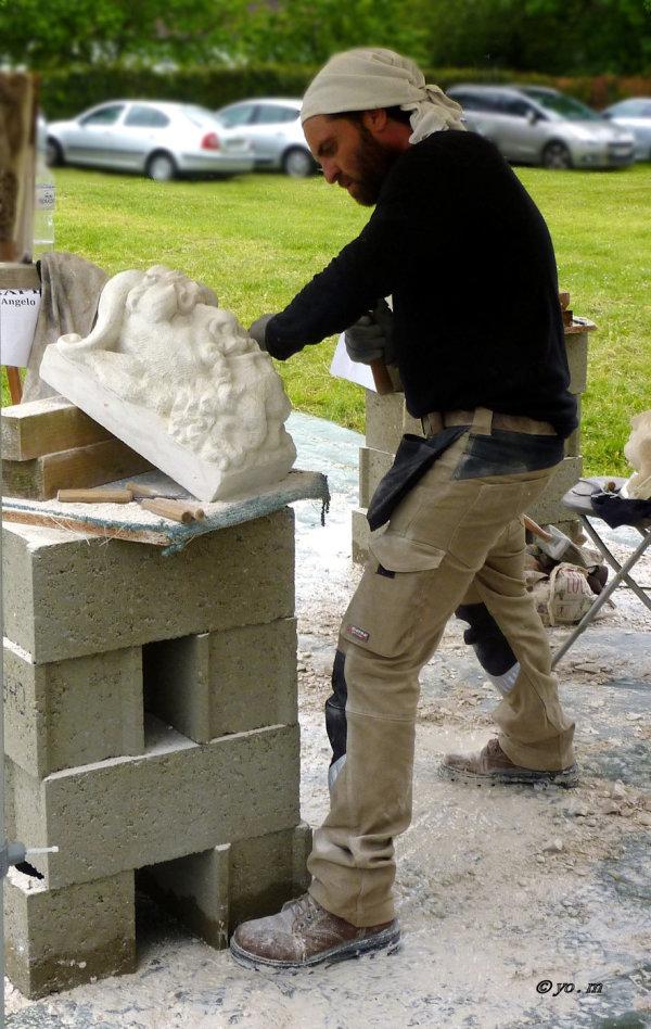 Les tailleurs de pierre  # 4