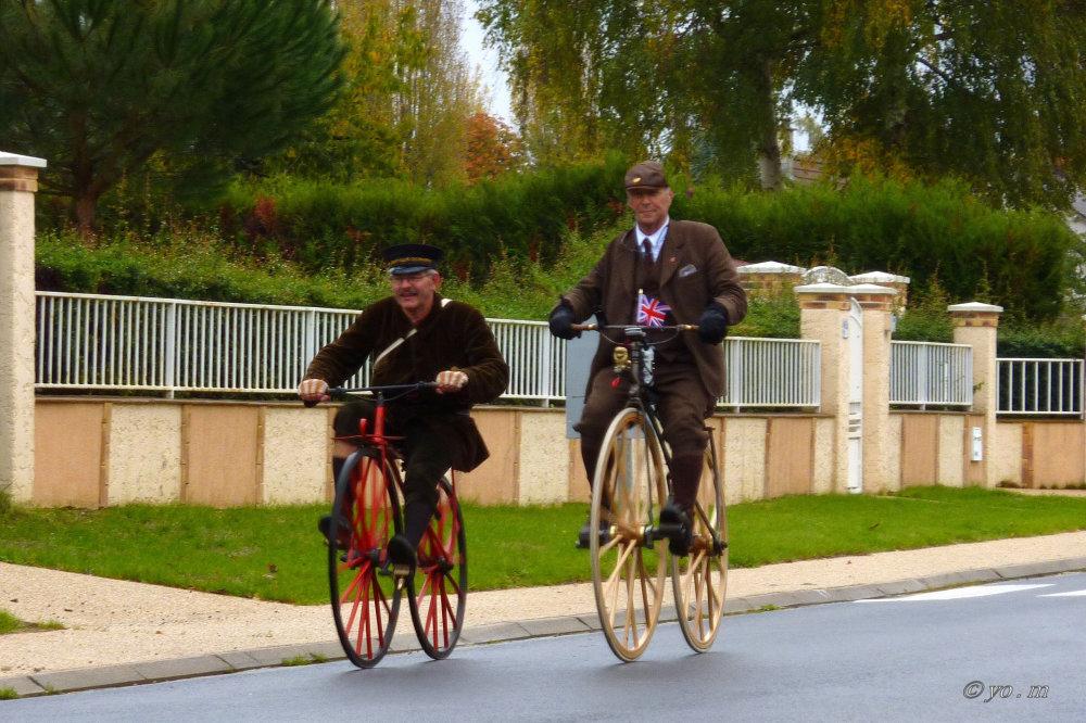 Paris-Rouen à vélocipède  # 2