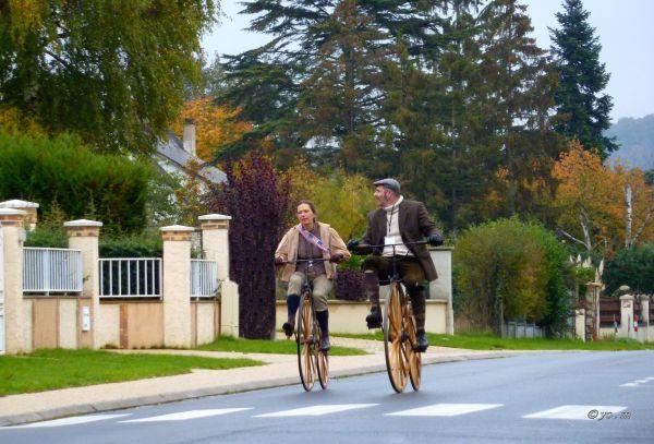 Paris-Rouen à vélocipède  # 3