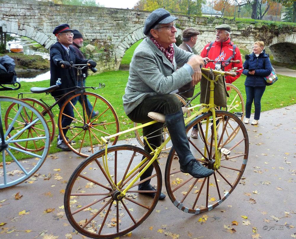 Paris-Rouen à vélocipède  # 5