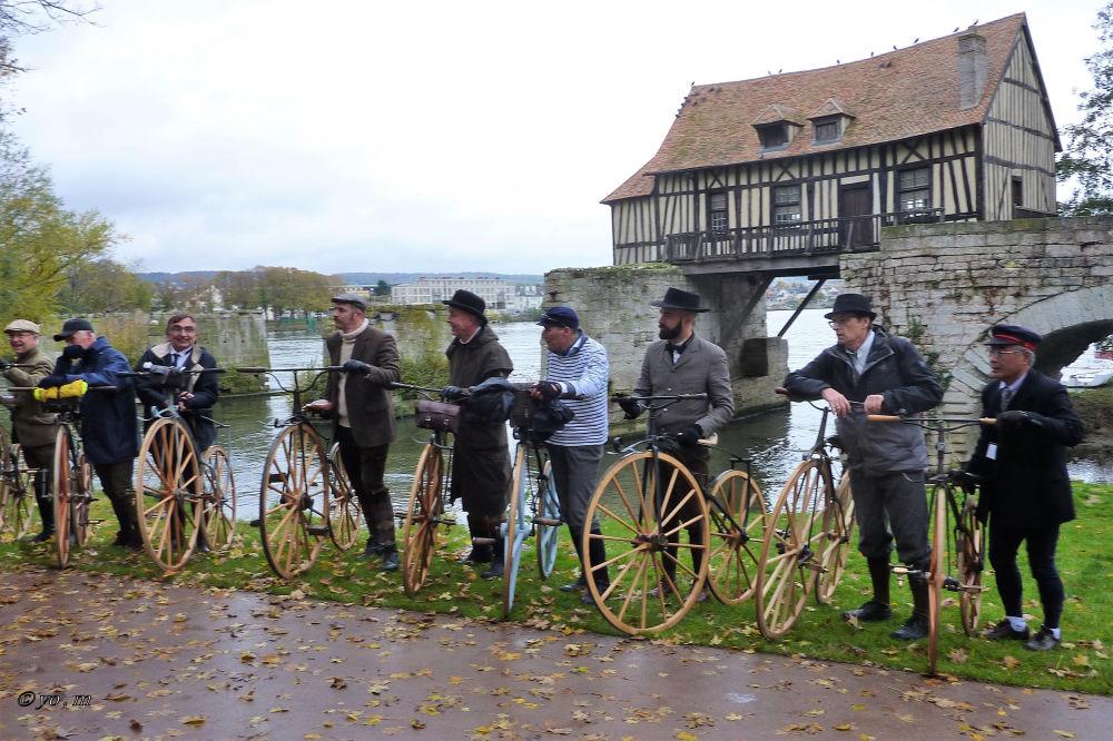 Paris-Rouen à vélocipède  # 7