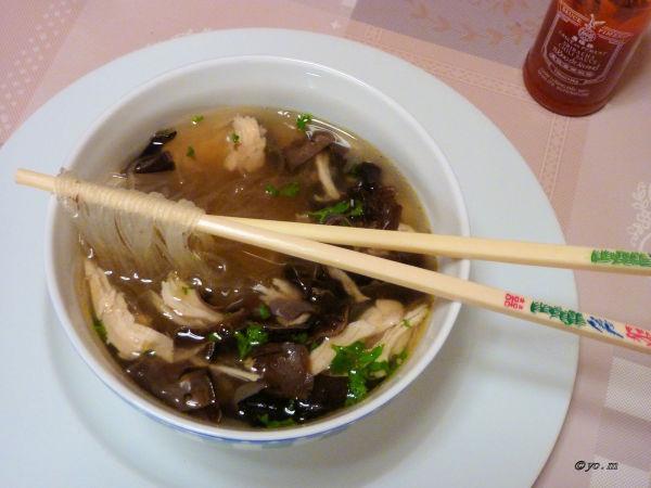 Ma soupe chinoise