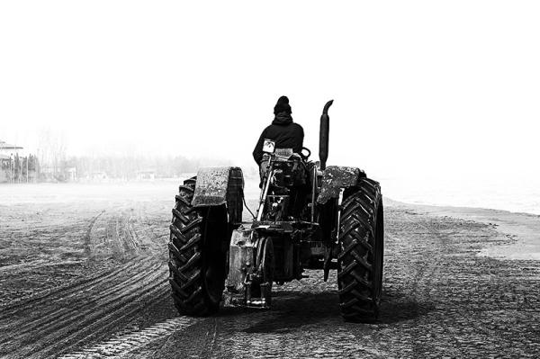 Misty Tracktor