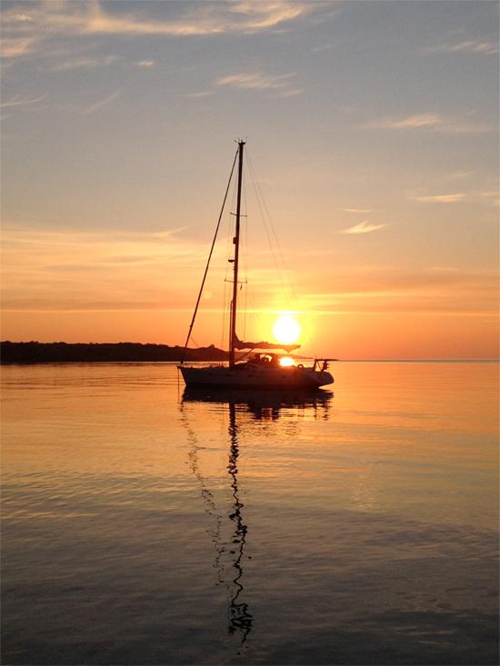 Nautical Sunrise