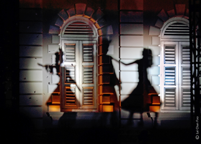 Shadow dancers
