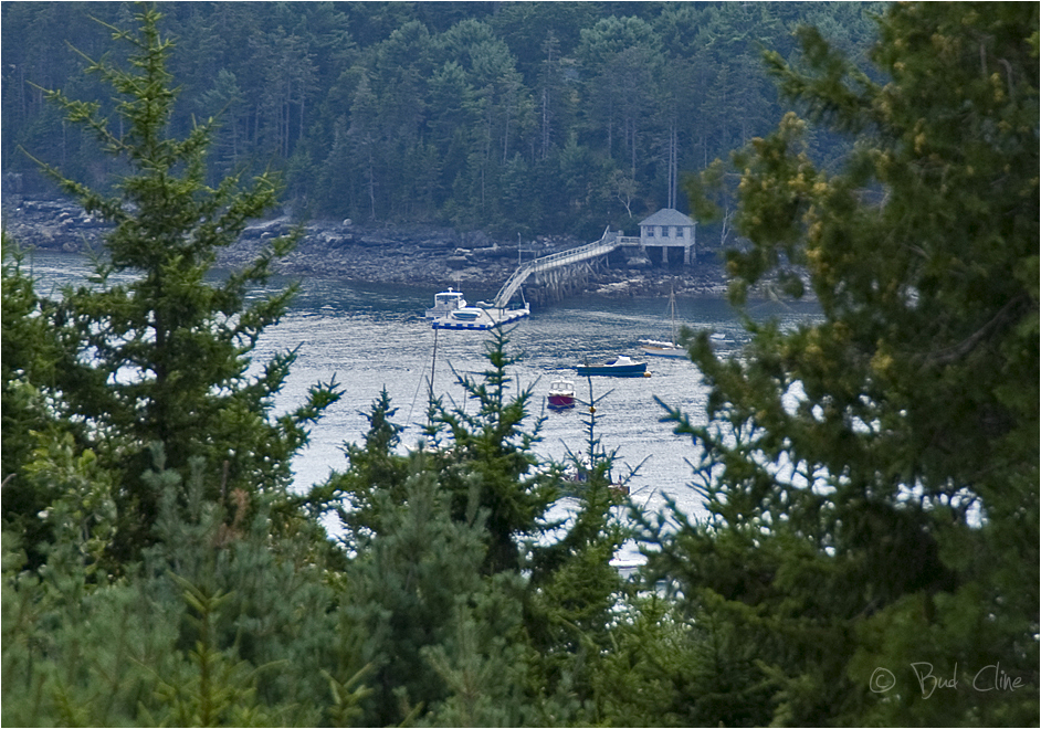 Maine fishing boats